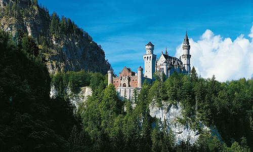 External link to Neuschwanstein Castle