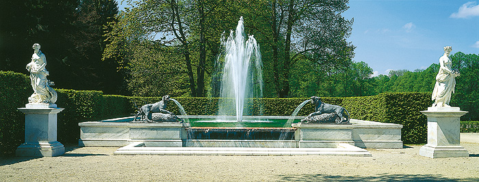 Picture: Hunting fountain